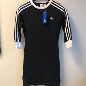 Adidas Tee Shirt Dress